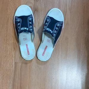 Converse cut away sneakers Sz 7